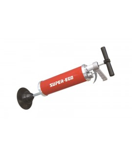 SUPER EGO Bomba desatascadora ECO-PUMP