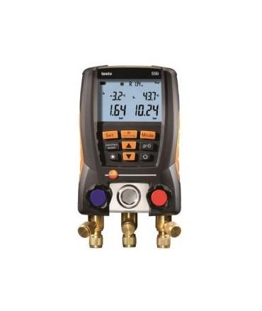 Analizador de refrigeración testo 550 - Con App y Bluetooth