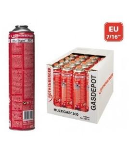 Botella Multigas 300 Rothenberger