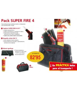 Pack SUPER FIRE 4