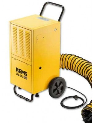 Deshumificador Rems secco 80 Set