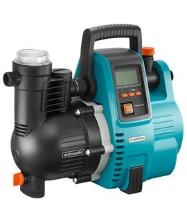 Grupo a presión electrónico 5000/5 E Comfort Gardena