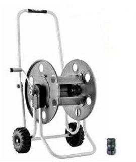 Carro metalico mangueras Metal 60 Claber