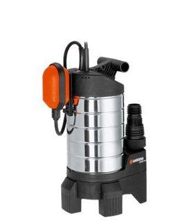 Bomba sumergible de aguas sucias 20000 inox Premium