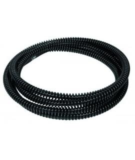 REMS Espiral desatascadora de tubo con alma de plástico 32 × 4,5 m
