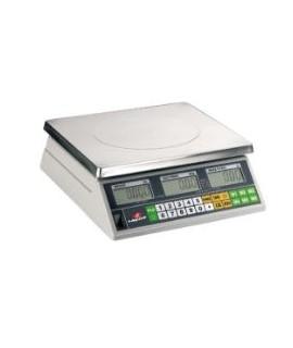 Bascula electronica sobremesa 15 kg (5gr)