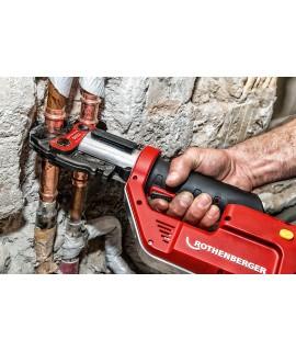 Prensa electrohidraúlica Romax Compact TT Rothenberger 16-20-25-32 mm RFz