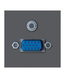 BACHMANN CUSTOM Módulo 1x VGA 15 polos + 1x minjack estéreo