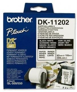 Rollo de etiquetas precortadas DK11202