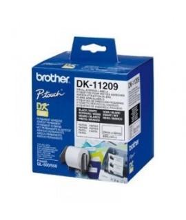 Rollo de etiquetas precortadas DK11209