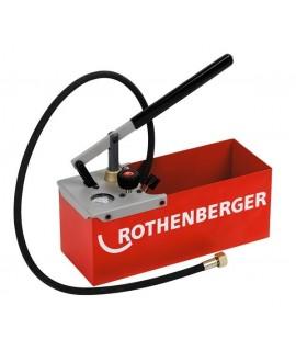 BOMBA DE COMPROBACION TP25 - ROTHENBERGER