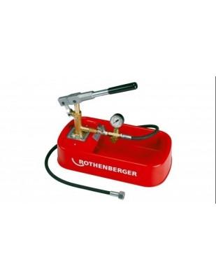 Rothenberger Bomba de comprobación manual RP30