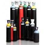 Botellas y recarga gases