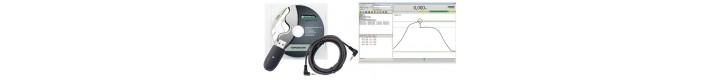 Software, USB y cable para dinamométricas