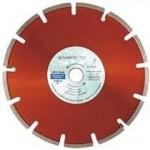 Discos para materiales abrasivos y asfalto