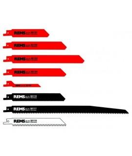 REMS 5 hojas de sierra 150/2,5 HSS-Bi
