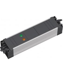 BACHMANN STEP ALU Módulo protección contra sobretensiones + filtro de red y frecuencia