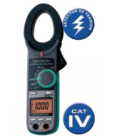 Kyoritsu Pinza amperimétrica digital 2055