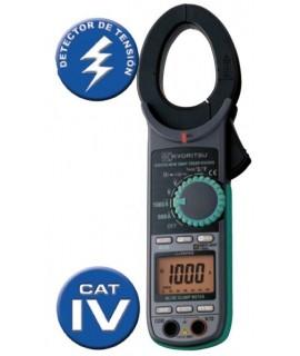 Kyoritsu Pinza amperimétrica digital 2056R