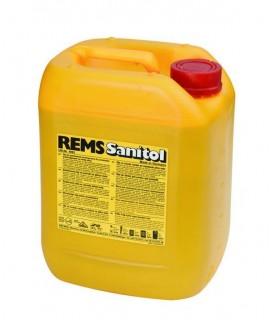 REMS Sanitol aceite sintético bidón 5 l