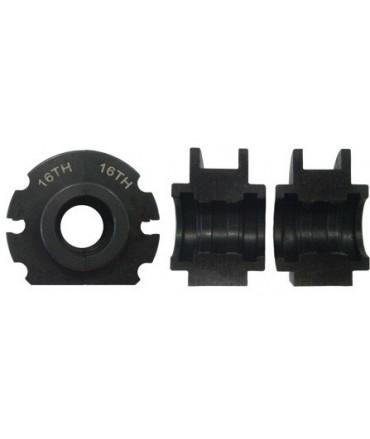 AC-FIX Par de insertos para tubo Tipo TH