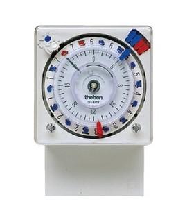 THEBEN Interruptores horarios 72 x 72 superficie o trascuadro caballetes intercambiables SUL 189hw 155
