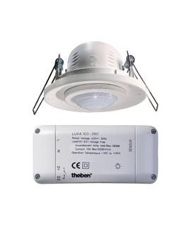THEBEN Detectores de movimiento LUXA 103-360/2 151