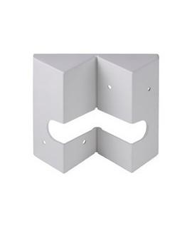 THEBEN Accesorio para montaje en esquina LUXA (blanco)