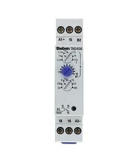 THEBEN Reles temporizados electronicos TM 345 M 157 Multifuncion 5 A