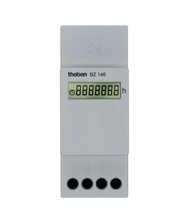THEBEN Cuenta horas BZ 148 157  Digital. Sin retorno a cero  2 mod. Carril DIN 35