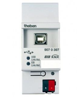 THEBEN Interfaz USB KNX