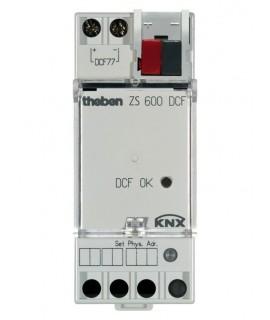 THEBEN Interruptores Horarios ZS 600 DCF KNX