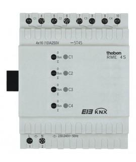 THEBEN Actuadores binarios RME 4S KNX