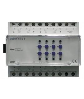 THEBEN Actuadores de persiana RME 8 EIB 487