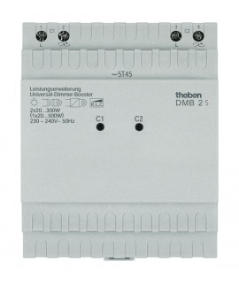 THEBEN Actuadores de regulacion dimmer DMB 2 S KNX