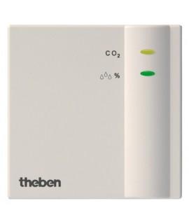 THEBEN Sensor de CO2 AMUN 716 KNX 487
