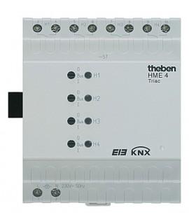 THEBEN Actuadores para valvula HME 4 KNX 487