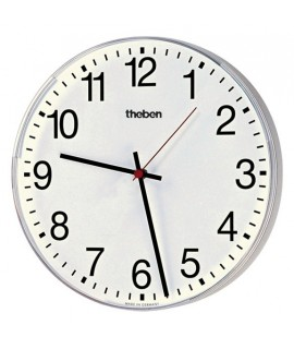 THEBEN Relojes de pared de una cara OSIRIA 220 AR-KNX 487