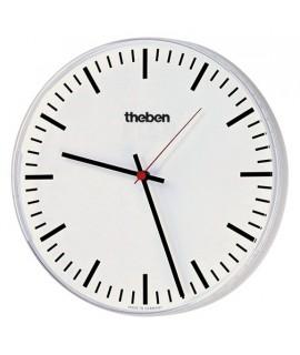 THEBEN Relojes de pared de una cara OSIRIA 230 SR-KNX 487