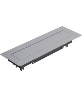 BACHMANN TOP FRAME Caja de montaje grande, con marco exterior simétrico, RAL9006