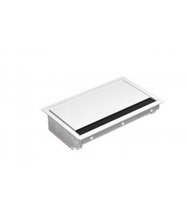 BACHMANN CONI Caja de montaje pequeña, blanco