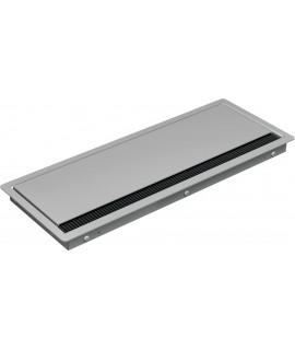 BACHMANN CONI COVER Tapa grande, gris plateado