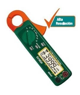 Extech Pinza Amperimetrica Digital CA/CC 380942