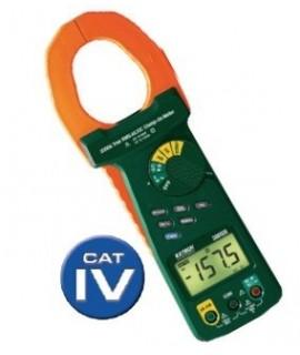 Extech Pinza Amperimetrica Digital CA/CC 380926