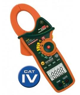 Extech Pinza Amperimetrica Digital CA/CC EX845