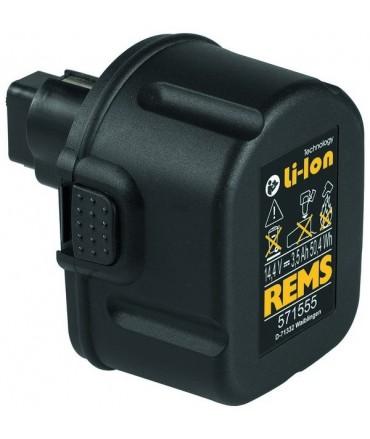 REMS Acumulador Li-Ion 14,4V 3,2 Ah
