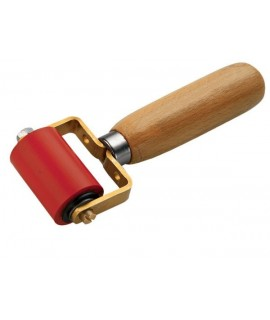 Rothenberger Rodillo de presión, 45 mm para soldadura de láminas por solapamiento