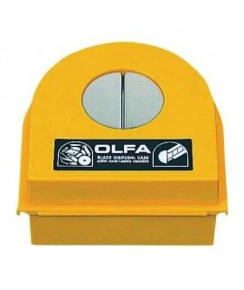 OLFA DC-2 Depósito para cuchillas