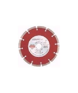 SANKYO Disco para hormigón reforzado diámetro 300 eje 25 mm