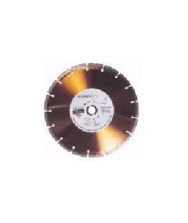 SANKYO Disco para materiales abrasivos y asfalto diametro 300 eje 25 mm